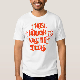 Thoughts T-Shirt