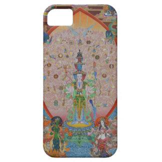 Thousand-Armed Avalokiteshvara iPhone5 Case