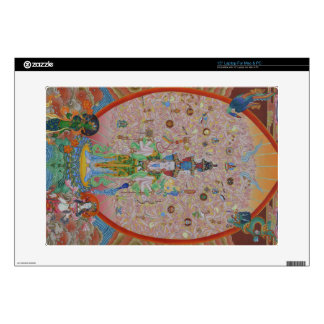 Thousand-Armed Avalokiteshvara Laptop Skin