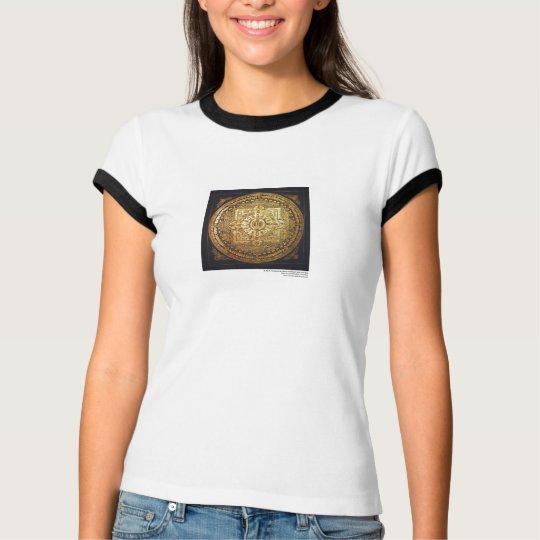 Thousand-Armed Avalokiteshvara Mandala T-Shirt