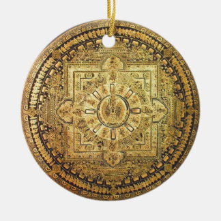 Thousand-Armed Avalokiteshvara Ornament
