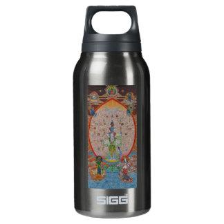 Thousand-Armed Avalokiteshvara Thermos Bottle 10 Oz Insulated SIGG Thermos Water Bottle