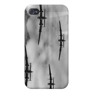 Thousand Bomber Raid iPhone 4/4S Cover