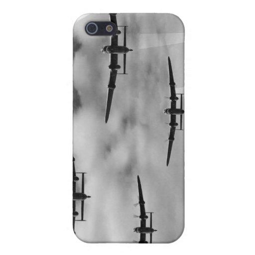 Thousand Bomber Raid iPhone 5 Cover
