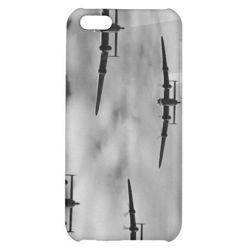 Thousand Bomber Raid iPhone 5C Cover