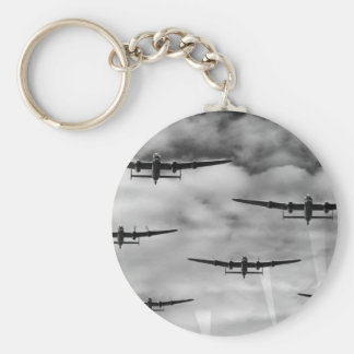 Thousand Bomber Raid Keychain
