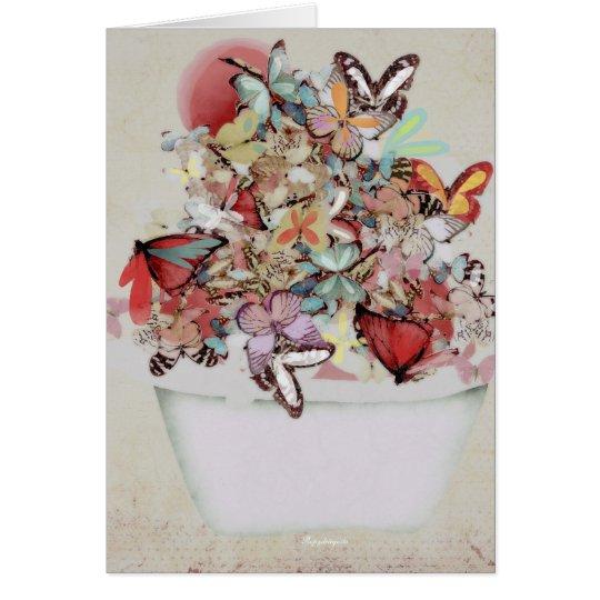 Thousand Butterflies Card