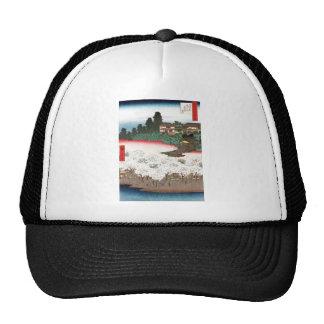 Thousand inferior wooden dumpling hill flower shop mesh hats