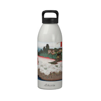 Thousand inferior wooden dumpling hill flower shop water bottle