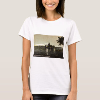 Thousand Islands, N.Y.,  St. Lawrence Searchlight T-Shirt