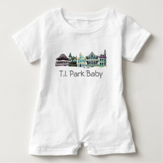 Thousand Islands (TI park) Park Baby Romper
