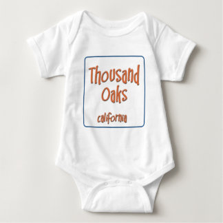 Thousand Oaks California BlueBox Baby Bodysuit