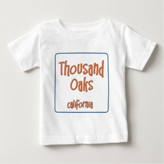 Thousand Oaks California BlueBox Baby T-Shirt