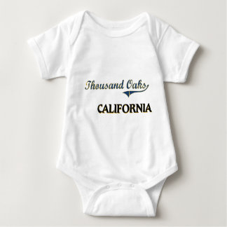 Thousand Oaks California City Classic Baby Bodysuit