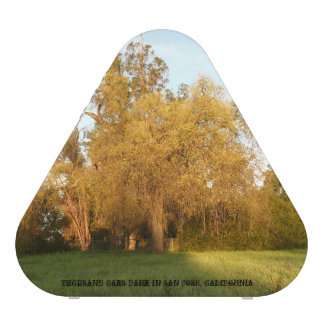 THousand Oaks Park Golden foliage oak trees Speaker