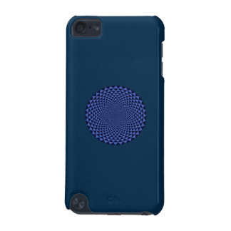 Thousand Petal Lotus, Blue iPod Touch 5G Cover