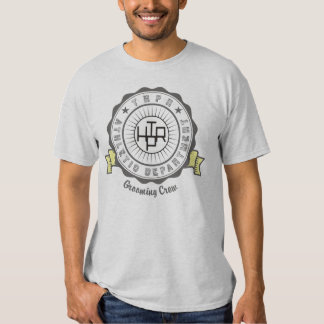 THPR Athletics Dept Grooming Crew T-Shirt