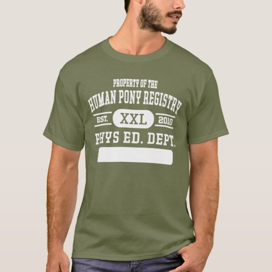 THPR Phys Ed. Dept  v2.4 T-Shirt