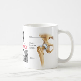 """THR TOUGH"" Mug"