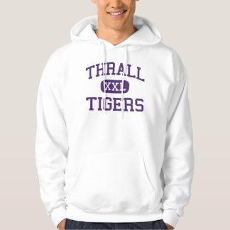 Thrall - Tigers - Senior - Thrall Texas Hoodie
