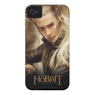 Thranduil Character Poster 1 iPhone 4 Case-Mate Cases