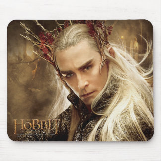 Thranduil Character Poster 1 Mouse Pads