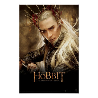 Thranduil Character Poster 1 Perfect Poster