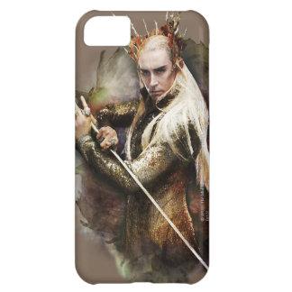 Thranduil con la espada funda para iPhone 5C