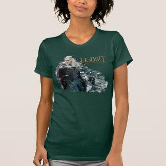 Thranduil en batalla camisetas