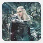 Thranduil In Battle Sticker