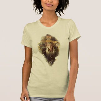 Thranduil, LEGOLAS GREENLEAF™, & TAURIEL™ Graphic T Shirt