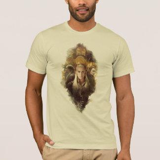 Thranduil, LEGOLAS GREENLEAF™, & TAURIEL™ Graphic T-Shirt