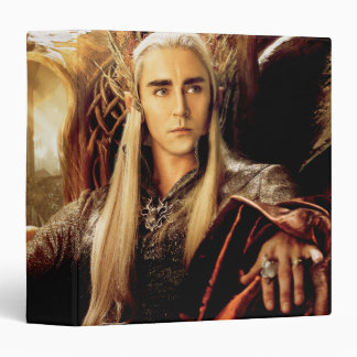 Thranduil Movie Poster Binder