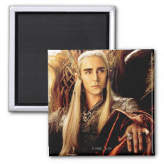 Thranduil Movie Poster Magnet at Zazzle
