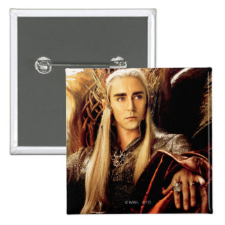 Thranduil Movie Poster Pinback Button