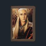 "Thranduil Movie Poster Tri-fold Wallet<br><div class=""desc"">The Hobbit: Desolation of Smaug</div>"