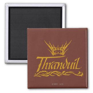 Thranduil Name Magnet