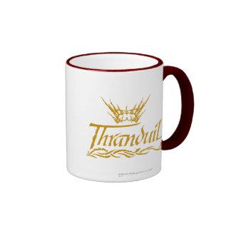 Thranduil Name Ringer Coffee Mug