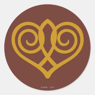 Thranduil Symbol Classic Round Sticker