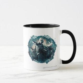 Thranduil, TAURIEL™, & LEGOLAS GREENLEAF™ Graphic Mug