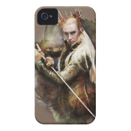 Thranduil With Sword iPhone 4 Case