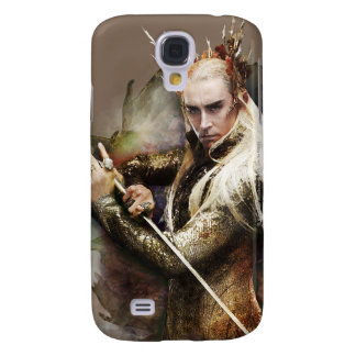 Thranduil With Sword Samsung Galaxy S4 Case