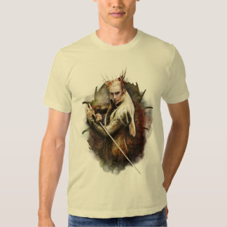 Thranduil With Sword Tee Shirts