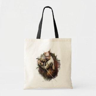 Thranduil With Sword Tote Bag