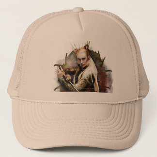 Thranduil With Sword Trucker Hat