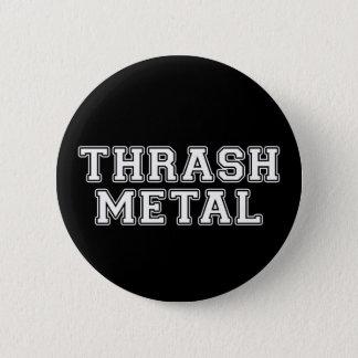 Thrash Metal Button