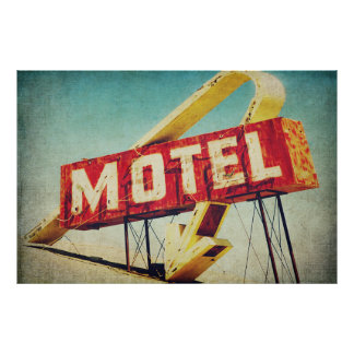 Thrashed Motel Poster