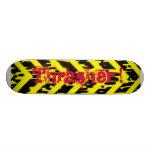 Thrasher 2 skateboard deck