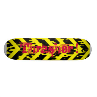 Thrasher 2 skateboard deck