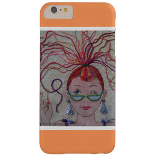 Thread Head! Barely There iPhone 6 Plus Case